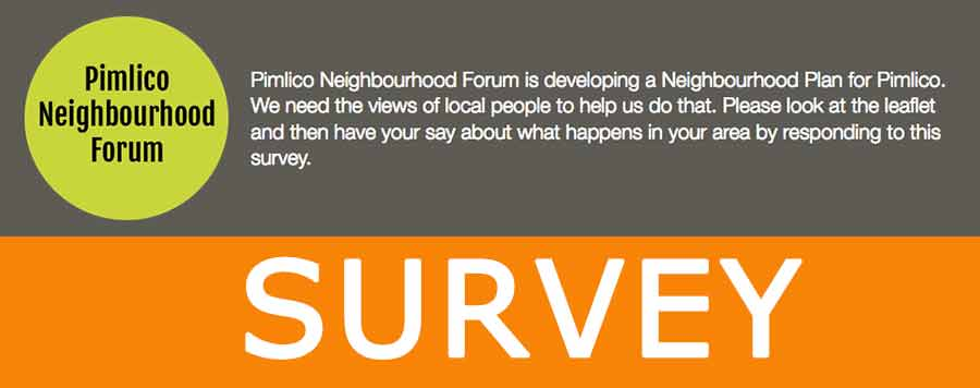 Pimlico Forum Survey Nov17