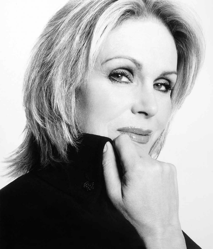 Joanna Lumley (provided by PA, © Rankin)